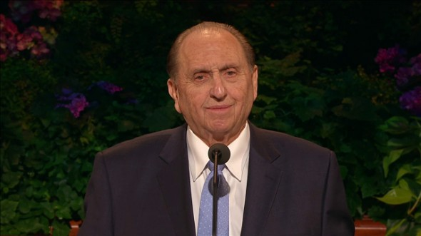 Presidente Thomas S. Monson