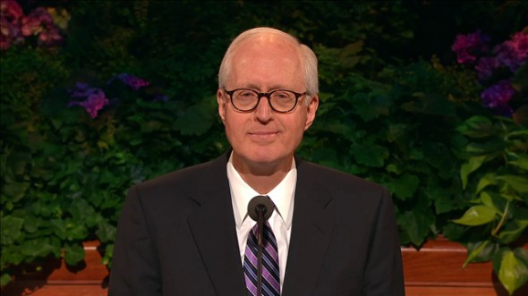 Elder Larry Y. Wilson