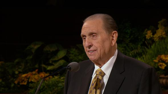 Amor A Essência Do Evangelho Presidente Thomas S Monson