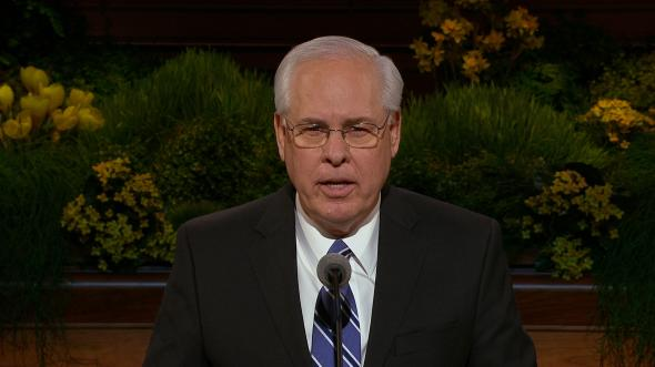 Elder William R. Walker