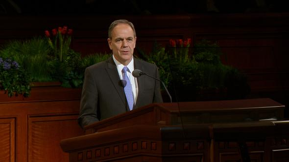 Elder Michael T. Ringwood