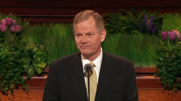 Where Are The Keys And Authority Of The Priesthood By Elder Gary