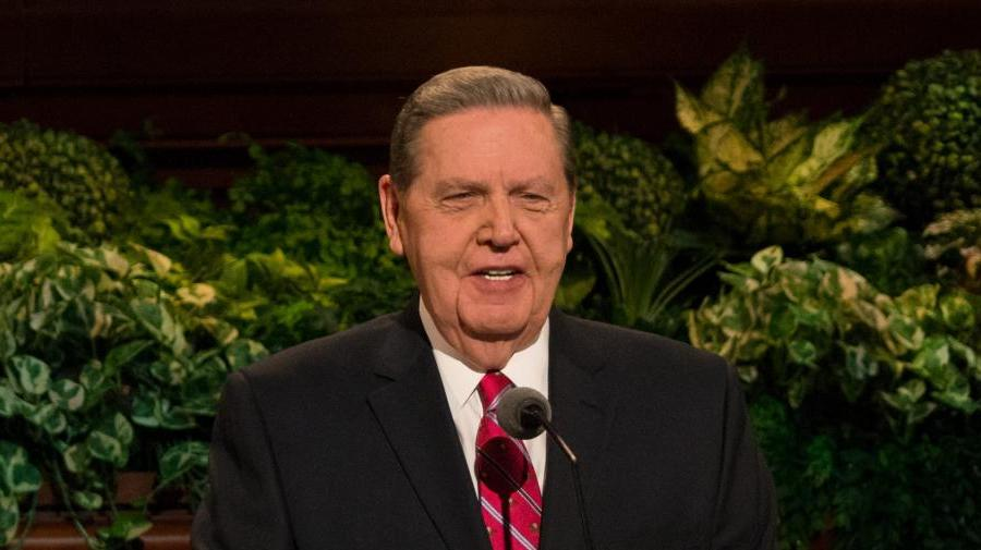 songs sung and unsung by elder jeffrey r holland