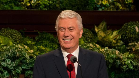 Three Sisters - By President Dieter F. Uchtdorf