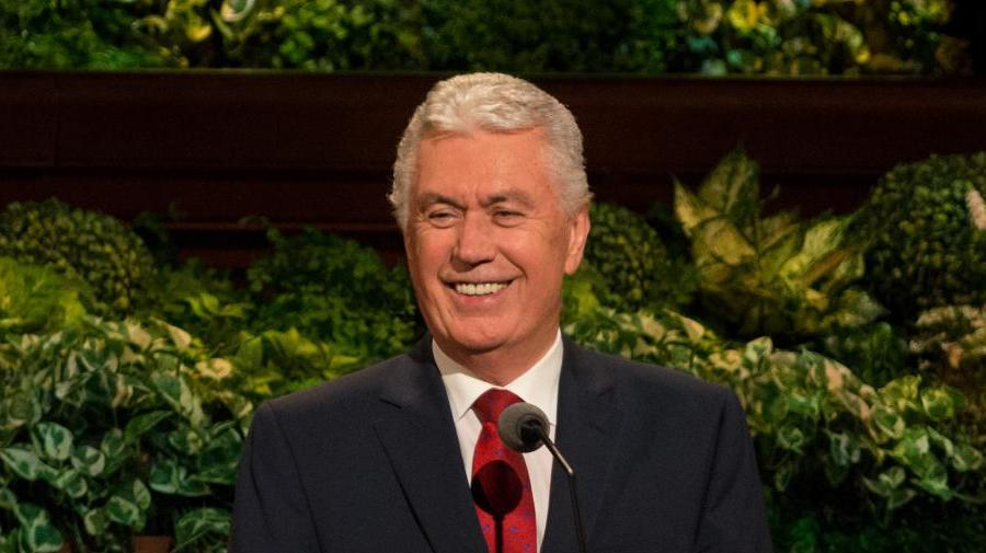 The Greatest among You - By President Dieter F. Uchtdorf