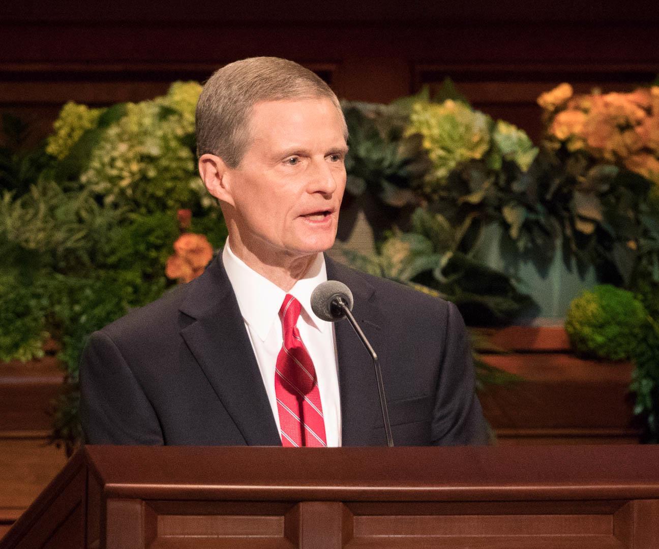 David A.Bednar