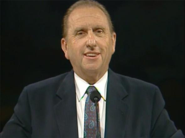 Miracles Then And Now Thomas S Monson