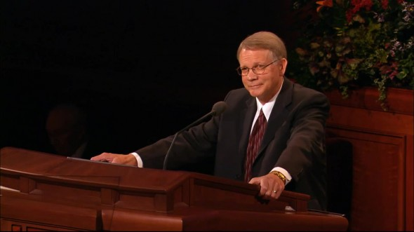 Elder Richard H. Winkel