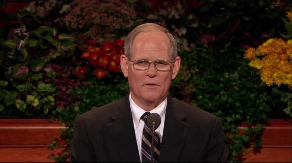 Elder Keith R. Edwards