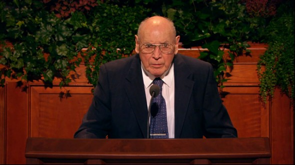 El gran mandamiento - Élder Joseph B. Wirthlin