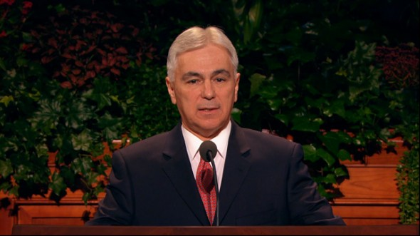 Elder Claudio R. M. Costa