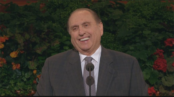El divino don de la gratitud - Thomas S. Monson