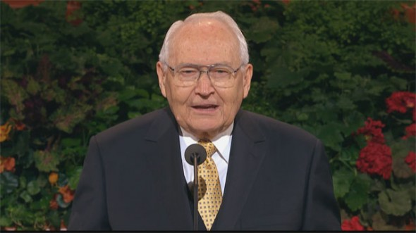 Elder L.Tom Perry