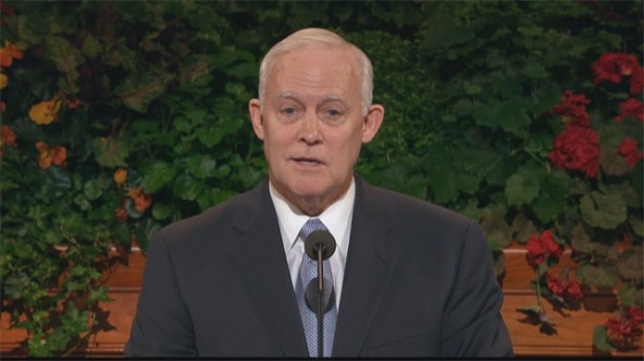 Elder Larry R. Lawrence