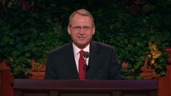 Elder LeGrand R. Curtis Jr.