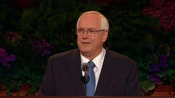 Elder Robert C. Gay