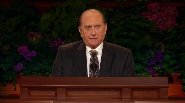 See Others As They May Become   By President Thomas S. Monson
