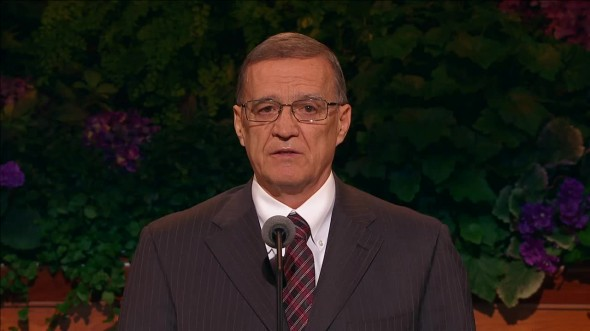 Elder Daniel L. Johnson
