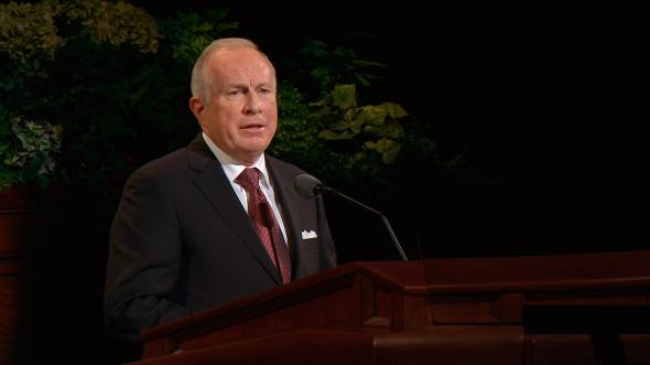 Elder Timothy J. Dyches