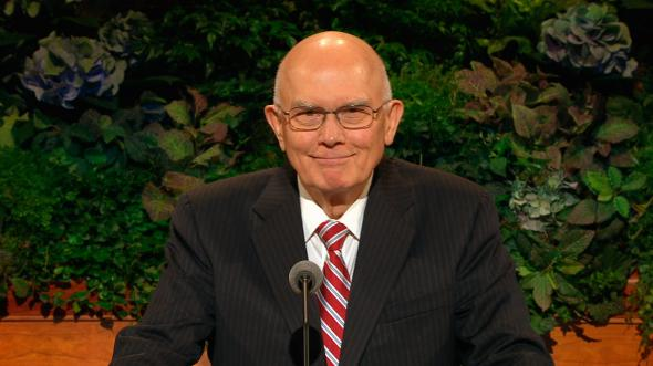 Elder Dallin H. Oaks: 'Keys and authority of the priesthood'