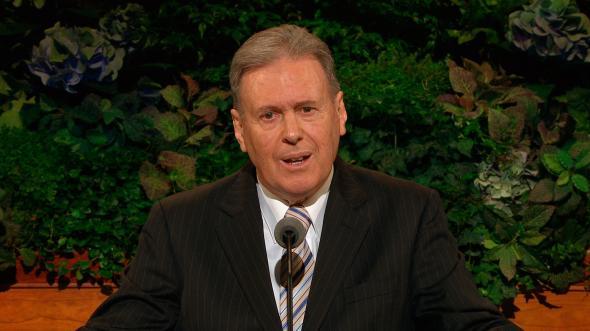 Acercarse más a Dios - Por el élder Terence M. Vinson