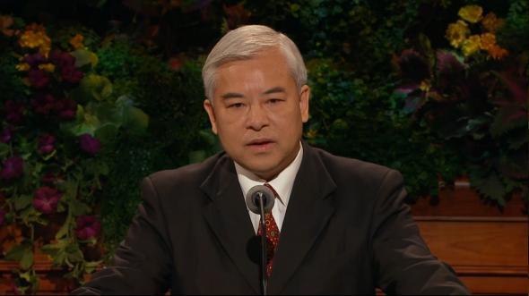 Unidos en el rescate - Por el élder Chi Hong (Sam) Wong