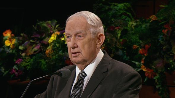 Haz del ejercicio de tu fe tu mayor prioridad - Por el élder Richard ...