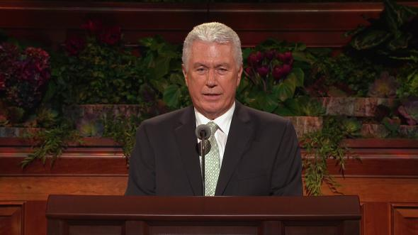 The Gift of Grace - By President Dieter F. Uchtdorf