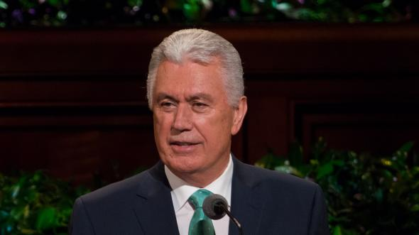 On being genuine by president dieter f uchtdorf for Dieter lange