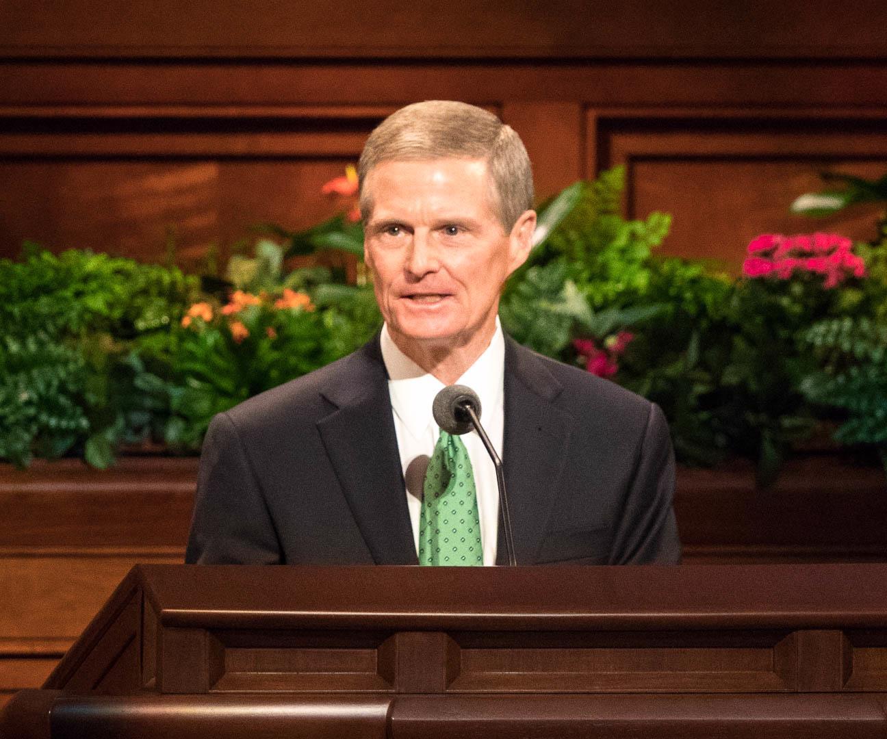 David A. Bednar
