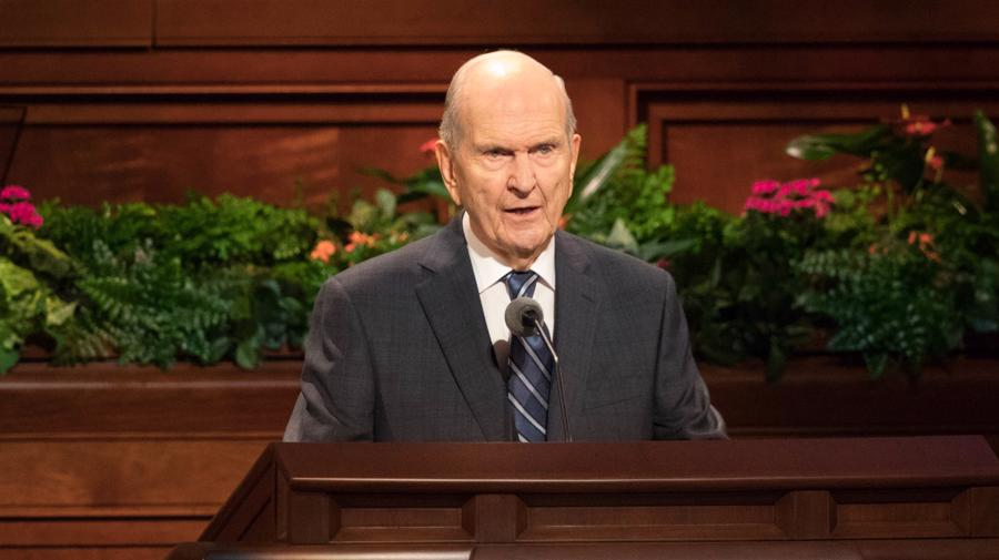 The Correct Name of the Church - By President Russell M  Nelson