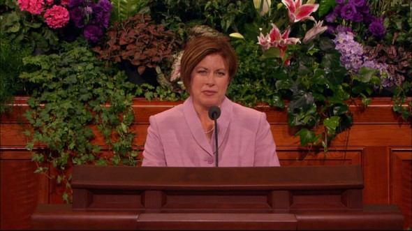 What Latter-day Saint Women Do Best: Stand Strong and Immovable