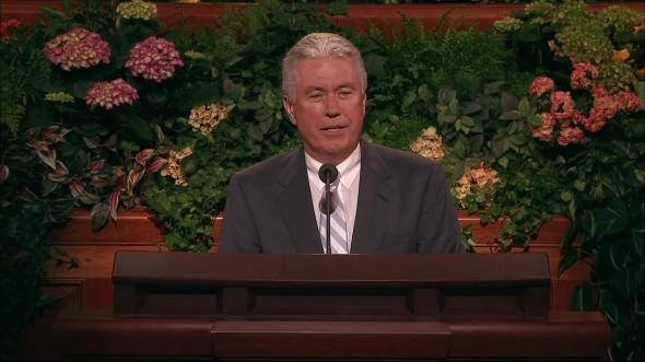Your happily ever after president dieter f uchtdorf for Dieter lange