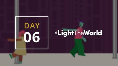 2017 Light the World: 25 Days of Service