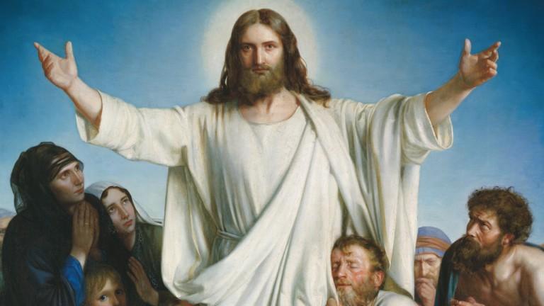 Celebration of Easter #BECAUSEofHIM | ComeuntoChrist org