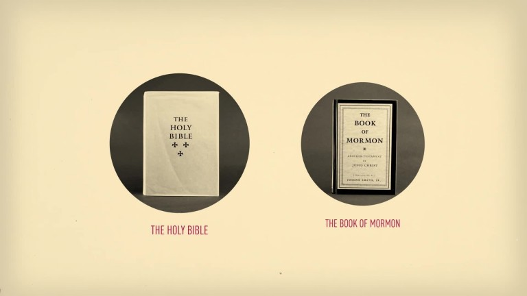 The Holy Biblea Record Of Jesus Christs Ministry
