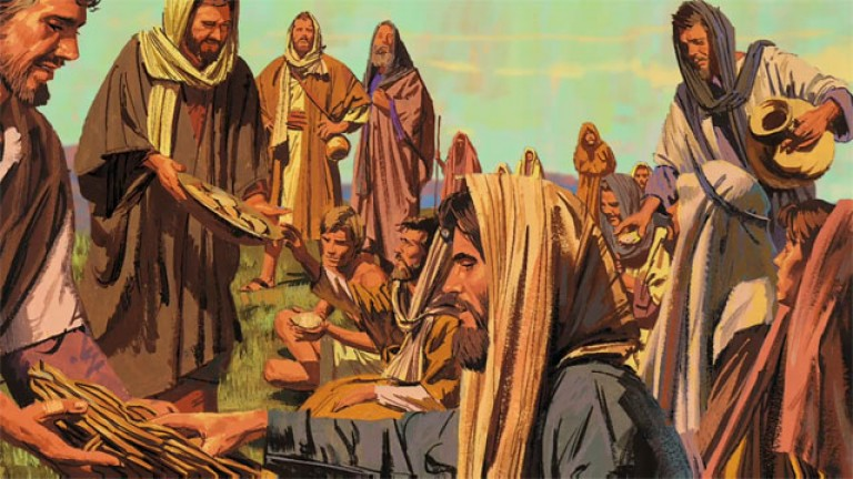 chapter 28 jesus feeds 5 000 people lds clipart baptism jesus lds clipart baptism outline
