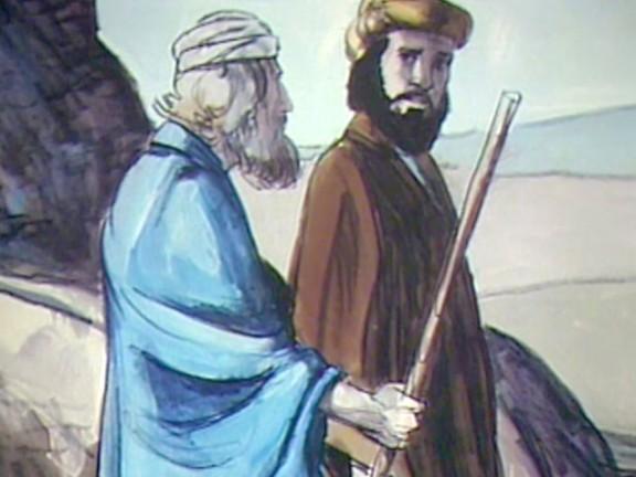 Chapter 36: Elijah and Elisha