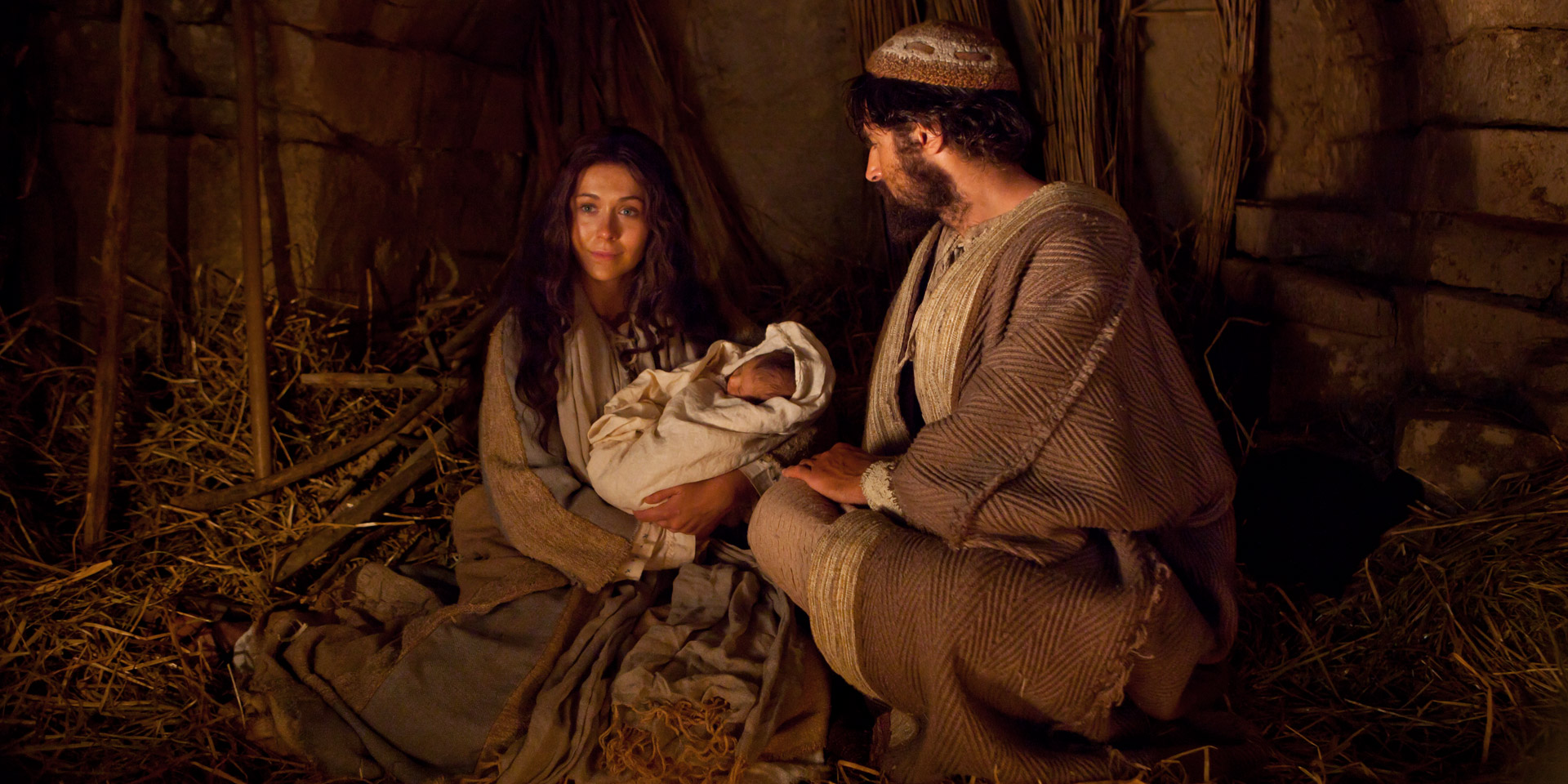 shepherds learn of the birth of christ