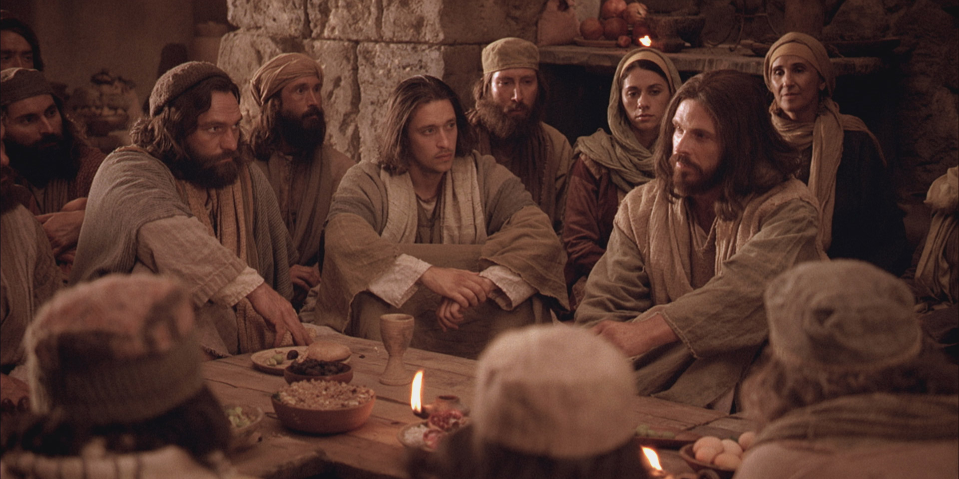 jesus declares the parable of the wheat and the tares