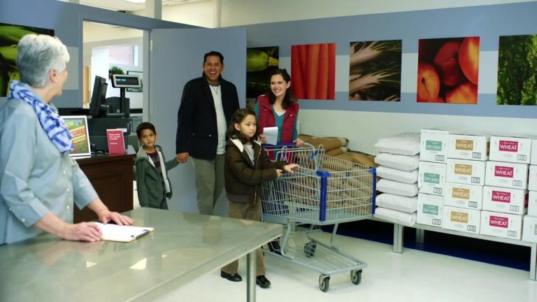 Welfare Facilities Home Storage Center