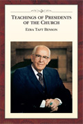 Ezra Taft Benson manual cover thumbnail for audio book download
