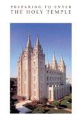 Omslaget till Förbered dig för det heliga templet
