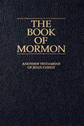 Book of Mormon cover.