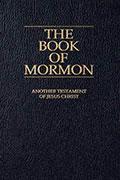 Omslaget till Mormons bok