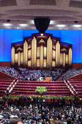 General Conference thumbnail. Conference Center