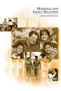 Omslaget till Relationer i äktenskapet och familjen – Studiehandledning