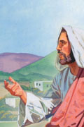 New Testament Animated Stories thumbnail. Jesus teaching.