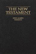 Omslaget till Nya testamentet