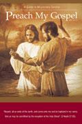 Miniatyr av omslaget till lektionsboken Predika mitt evangelium: Vägledning för missionärer